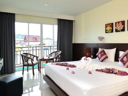 34 Rooms Hotel For Lease In Patong: Low Rent